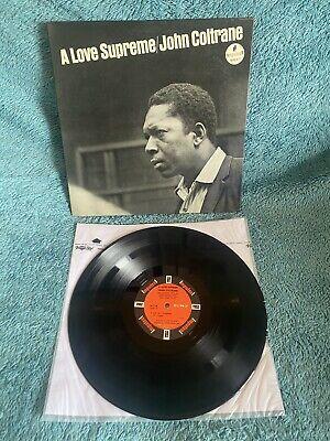 John Coltrane - A Love Supreme  Vinyl LP  A-77 Mono  Van Gelder