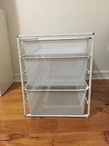 Wire drawers - Bunnings Kensington Eastern Suburbs Preview