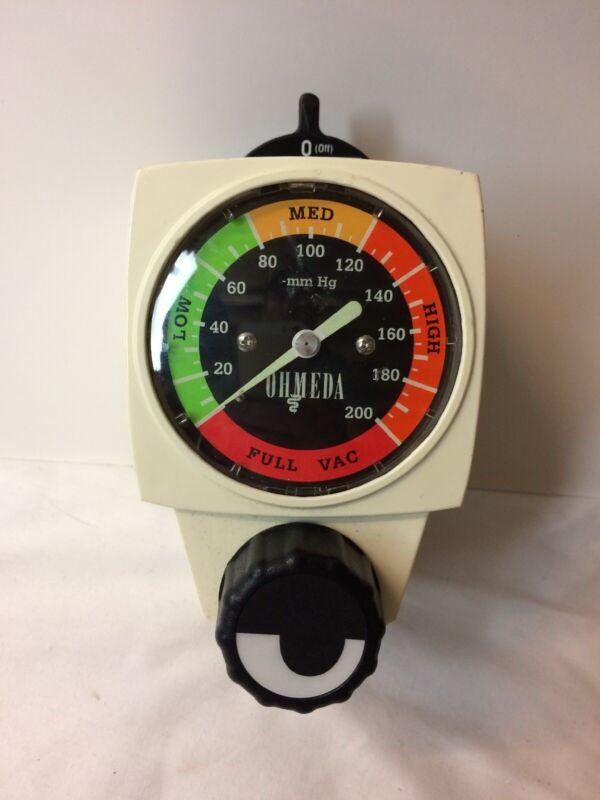 OHMEDA Continuous  Vacuum Regulator 200 CVR