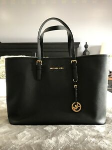 Michael Kors Jet Set EW Laptop Tote