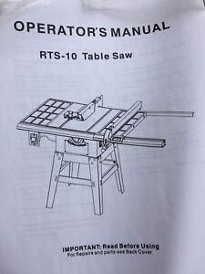 Table saw - brand new in box with stand $95