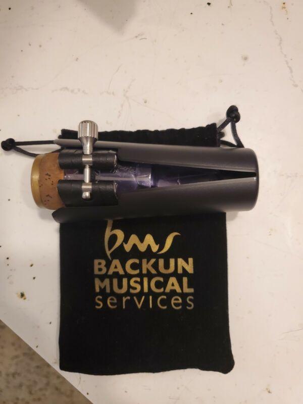 Pomerico Crystal Wizard Jazz Bb Bass Clarinet Mouthpiece