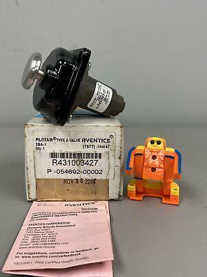 Rexroth Aventics R431003427 Pneumatic Directional Valve
