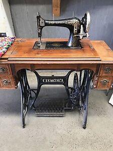 Vintage Sewing Machine Davenport Bunbury Area Preview