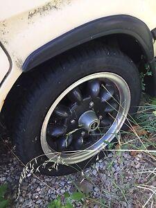 Subaru MY Wagon EJ22 AWD Para Hills West Salisbury Area Preview