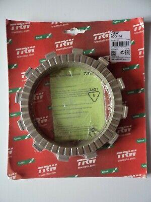 HDUTY  CLUTCH PLATES FOR <em>YAMAHA</em> SR500 SR 500 SR400 XT500 XZ550  TRW