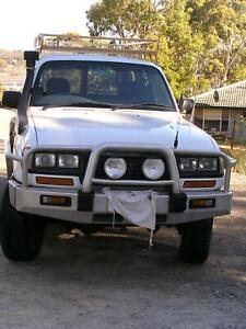 1996 80 Series Toyota Landcruiser
