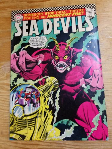 Sea Devils #31