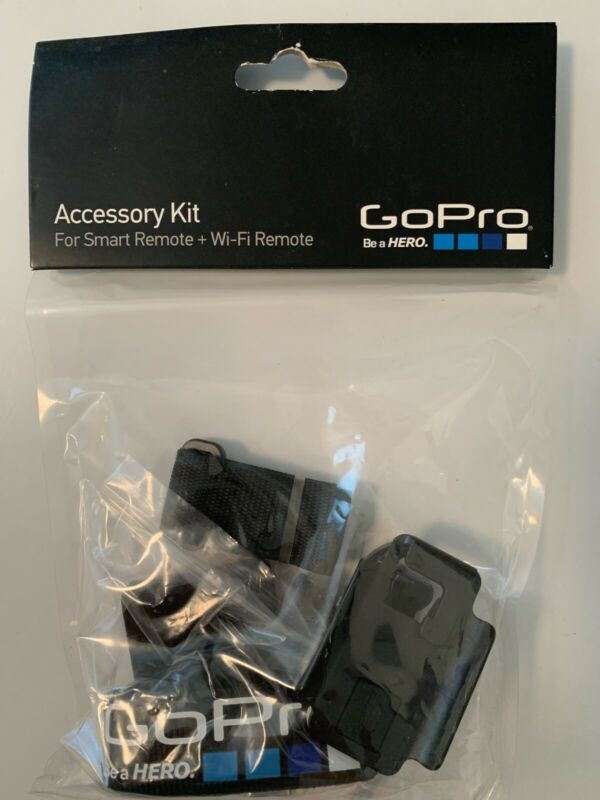 GoPro Accessory Kit for Smart and Wi-Fi Remotes AWRMK-001 NEW