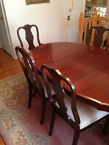 Full Dining room set Kitchener / Waterloo Kitchener Area image 1