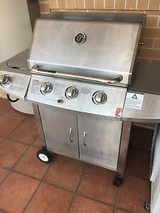 Stainless steel bbq Sans Souci Rockdale Area Preview