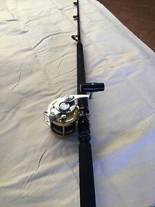 Penn International 30 with 24 kg rod Heathridge Joondalup Area Preview