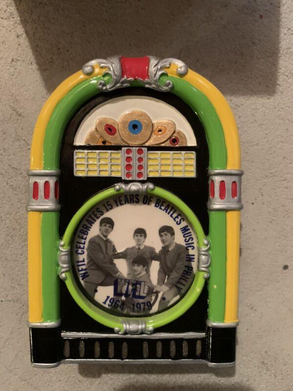 beatles memorabilia original