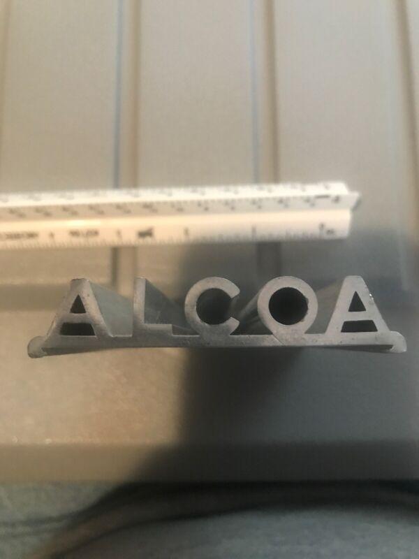 ALCOA Extruded Aluminum Collector Item