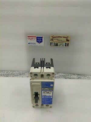Cutler Hammer Ed2200 240 Vac 200 Amp 2 Pole Circuit Breaker Box19b