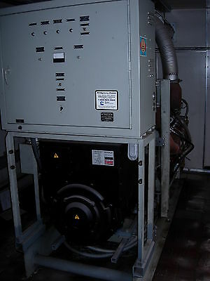 Used Stamford 175 Kw Ac Generator Powered By A Detroit Diesel