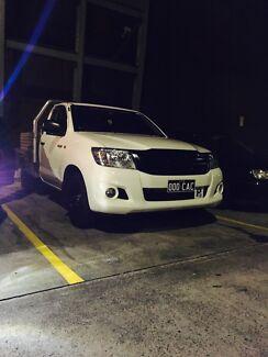 2014 Toyota Hilux Ute