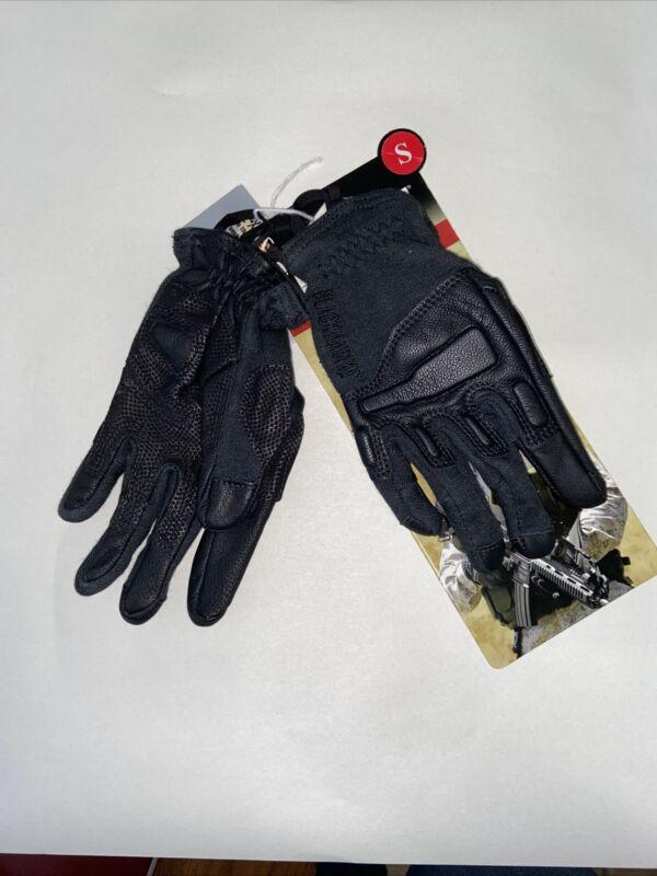 Blackhawk! Fury Commando Gloves w/Kevlar in black Size small