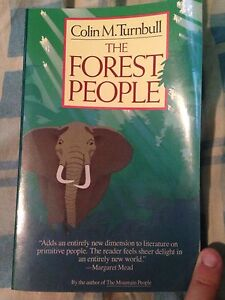 The Forest People (Anthropology Textbook)