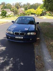 1999 BMW Other Coupe Cherrybrook Hornsby Area Preview