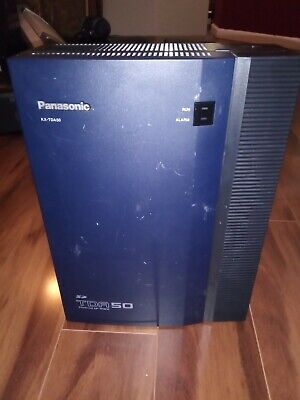 Panasonic Kx-tda50 Hybrid Ip Pbx Telephone System