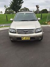 2007 Ford Escape XLS Bonnyrigg Heights Fairfield Area Preview