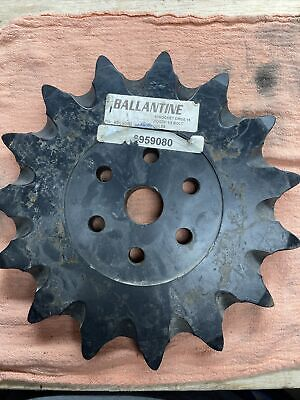 6959080 Bobcat Trencher Sprocket 15 Tooth 2.00 Chain Tl313 Tl414