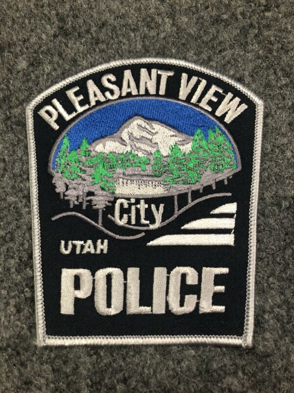 Pleasant View City Police patch Utah UT