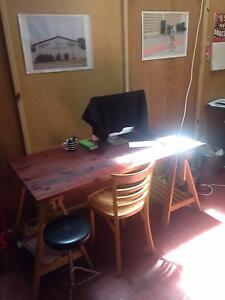 Lovely desk space in lockable studio in Collingwood Collingwood Yarra Area Preview