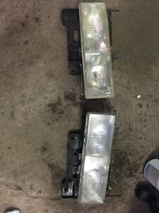 88-98 chev full size head lights