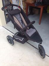 Phil & Ted's Dash pram - carries 2 Cammeray North Sydney Area Preview