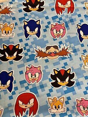 Sonic The Hedgehog Blue Flashing Lcd Watch Hot Gift Sega Video Game Character