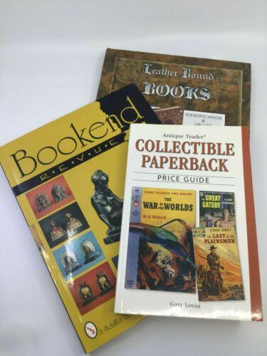 3 BOOKS: PRICE GUIDE