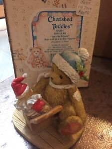 Holiday Cherished Teddies ($8 each)