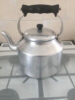 vintage original AGA kettle 6 Pint capacity Aluminium AGA Kettle 'No 12'