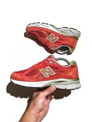 """New Balance 990V3 Limited edition """"NYC Marathon"""" UK7.5"""