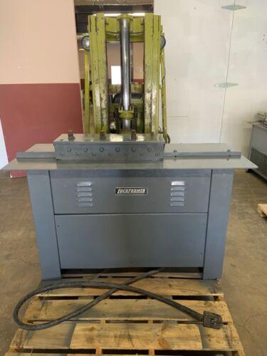 Used Lockformer 16 Gauge Pittsburgh Machine