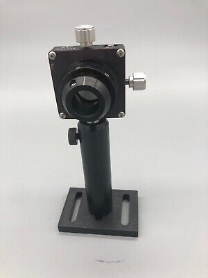 Newport Fpr1-c1a Fiber Optic Positioner 4 Axis Xyz0z For Connected Fiber. 212-7