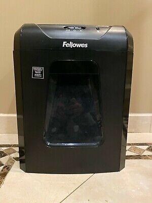 Fellowes Powershred 60mc 10 Sheet Micro-cut Personal Shredder 4921002
