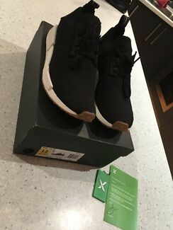 Adidas NMD R1 Gum Pack Black US 12