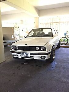 1989 BMW e30 320i Maribyrnong Maribyrnong Area Preview