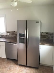 Beautifully  renovated 3 bedroom suite for rent.