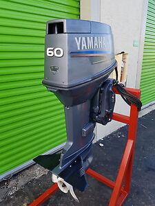 2003 Yamaha 60HP Outboard Motor 20 inch 50 60 70 hp EXPORT