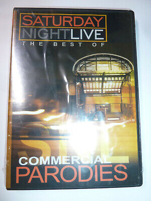 Saturday Night Live: The Best of Commercial Parodies DVD SNL TV comedy ads