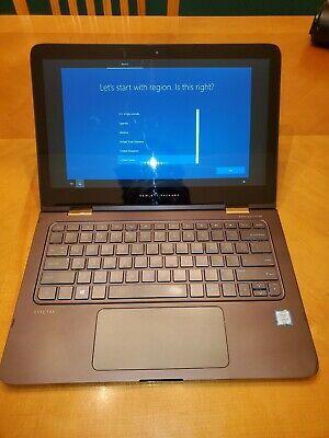 HP Spectre X360 i7 6th Gen 6500U 8 GB Memory 256 GB SSD