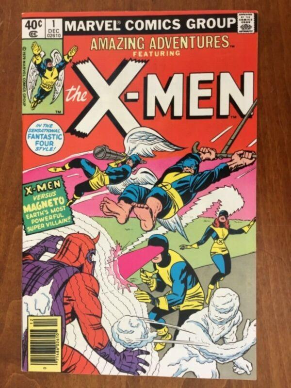 VINTAGE MARVEL COMICS LOT OF SIX-NUMBER 1 ISSUES!!!!  NICE!! GREAT STARTER SET!