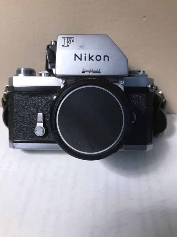 Vintage Nikon F Nippon Kogaku