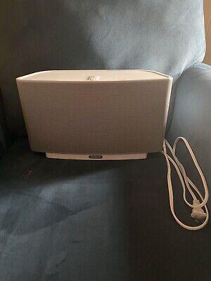 Sonos Play:5 Gen 1 Wireless Multi-Room Speaker (White) in Excellent Condition
