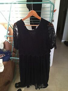 Navy Blue Dress (valued from asos at $90) Canley Heights Fairfield Area Preview