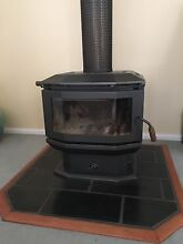 Slow combustion wood heater Kellyville The Hills District Preview